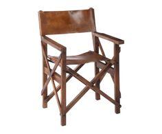 "Židle ""Director"", 56 x 53 x 88 cm"