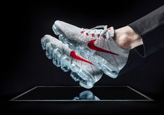 80b9a02c6af Idée et inspiration Sneakers Nike Image Description Nike Air VaporMax  Flyknit to Release in Three Colorways for Air Max Day - EU Kicks  Sneaker  Magazine
