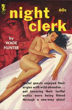 Motel guests enjoyed their orgies with abandon... not knowing their lustful antics were being filmed through one-way glass!