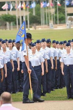 Basic Training: Lackland AFB, Texas. Will see my son running for the first time in 8 weeks at 7am!!
