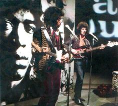 The Jimi Hendrix Experience (Jimi, Noel Redding)