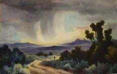 Gene Kloss Desert Drama Study