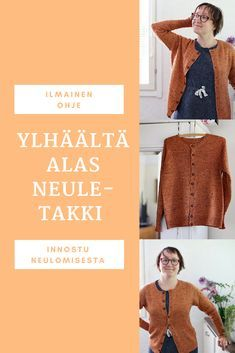 Easy Knitting, Knitting Patterns, Knitting Ideas, Minimalist Outfit Summer, Winter Outfits, Summer Outfits, Knit Crochet, Sewing, Sweaters