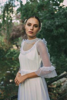 It's My Valentine: Faith: María Baraza Perfect Wedding, Dream Wedding, Wedding Day, Wedding Stuff, Vendor Events, Wedding Couples, Bridal Collection, Wedding Planning, White Dress