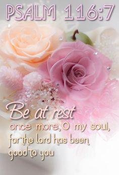 Psalm 116:7