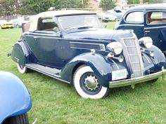 1934 Graham with Supercharged V8