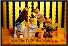 May the force Bee with you. #beedrive