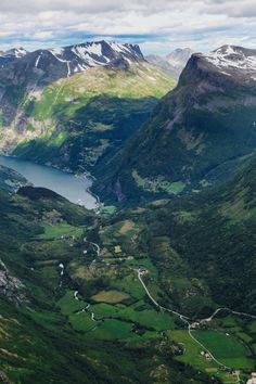 The Trek To The Highest Point In Geiranger - Dalsnibba...(And The Best View Of…