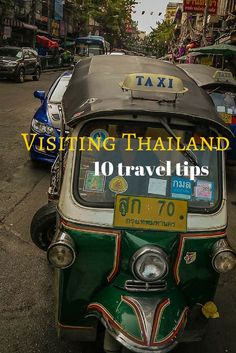 Visiting Thailand - here's a variety of tips about visiting Thailand including travel, safety, shopping, visiting landmarks and basic etiquette around the country http://travelphotodiscovery.com/thailand-travel-10-tips-and-suggestions/