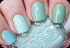 mint colors
