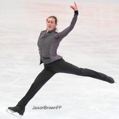 Jason Brown(USA) World Championship 2017