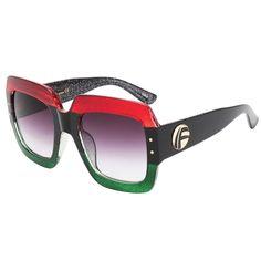 Sun Blocking Sunglasses For Women Big Aviator Oversized Beach Spy Stylish Modern Oakley Sunglasses, Sunglasses Accessories, Women's Accessories, Sunglasses Women, Lens And Frames, Royal Girls, Balenciaga Bag, Red Clutch, Leather Chain