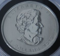 2013 1 oz Silver Canadian Maple Leaf IN AIRTITE  $28.00 Free Shipping