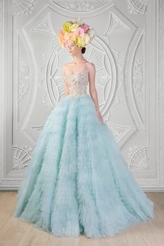 Rami Kadi 2014 Le Royaume Enchanté Haute Couture Collection Part 2 ~ Glowlicious