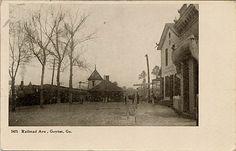 Railroad Ave., Guyton, Ga