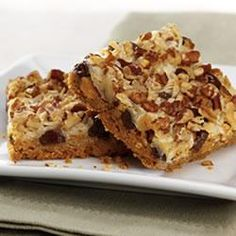 Magic Cookie Bars from EAGLE BRAND(r) Allrecipes.com