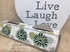 Four Ferrero Aperture Gift Box by Heidi Smith Flutterbyheidi Stampin Up Demonstrator
