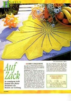 ru / nr 37 - Serwetki duze i male-szydelko - himmelin Crochet Cushion Cover, Crochet Cushions, Crochet Tablecloth, Crochet Doilies, Diy Crafts New, Diy Crafts Crochet, Crochet Projects, Irish Crochet Patterns, Doilies Crafts