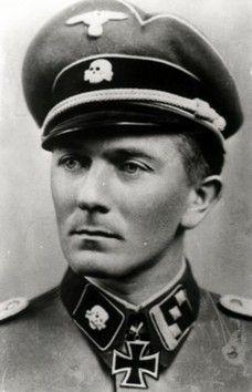✠ Hermann Buchner (16 January 1917 – 17 November 1944) Killed in action, West of Warsaw,  when he was hit in the back by shrapnel. RK 16.06.1944 SS-Hauptsturmführer Kdr III./SS-Pz.Gren.Rgt 5 + NKiG 17.10.1943, SS-Hauptsturmführer, Btl.Kdr. III./SS-PzGren.Rgt. 5