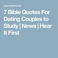 bible study for couples dating pictures