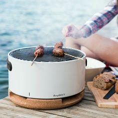 Das Raclette des Sommers: der Tisch-Grill macht das Grillen zum Höhepunkt der Geselligkeit! :)