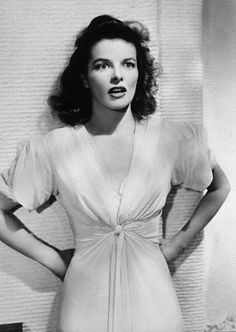 Katharine Hepburn [side note- I've wanted to change the spelling of name to hers since I found out who she was when I was young]