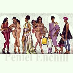 Do y'all remember my girls? #YesThrowbackOnAsaturday