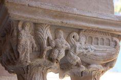 Cefalu' (Cathedral detail) - Sicilia - Sicily - Italia - Italy