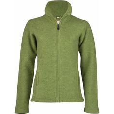 O jachetă superbă, groasă, moale și călduroasă, cu fermoar și la buzunare. Această jachetă pentru femei de la Engel este fabricată din lână merinos 100% organică. Este ideală pentru toamnă, dar și pentru iarnă. Poate fi purtată și la ski pe sub jacheta de ski sau de sine stătătoare în zilele calde și însorite de pe pârtie. Este croită pe talie și este prevăzută cu fermoar și buzunare.   Compoziție: 100% lână merinos fleece organică.   Mărimi disponibile: 34/36-42/44. Athletic, Zip, Fashion, Moda, Athlete, Fasion, Trendy Fashion, La Mode