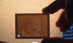 Amazing 3D Printed Lithophane Key Chains Created by 'Print 3D For Me', Using Shapeways' API http://3dprint.com/12734/print-3d-for-me-lithophane/
