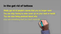 Get Rid Of Tattoos Naturally - How to Remove Tatoo at Home Fast