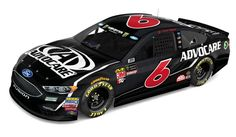 Ricky benton racing will step up to the monster energy nascar cup trevor bayne 2018 car released by roush fenway racing bayne will run the black car in the 2018 monster energy nascar cup series season pronofoot35fo Image collections