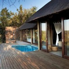 Leopard Hills Lodge, South Africa
