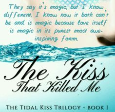 My First book by Kristy Nicolle :)   https://lillysbookworld.wordpress.com/2018/02/18/book-review-the-kiss-that-killed-me/