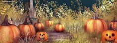 Pumpkin wall Art features pumpkin wall clocks, pumpkin canvas art, metal pumpkin wall decor and pumpkin wall hangings Ideal for Fall wall decor and interior design. Perfect Fall wall art for kitchens, offices and living rooms spaces. Ideal for Halloween Timeline Cover Photos, Facebook Timeline Covers, Cover Pics, Fall Facebook Cover Photos, Halloween Facebook Cover, Halloween Timeline, Ed Wallpaper, Pumpkin Wallpaper, Pumpkin Canvas