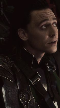 Loki - Not overly fond of what follows