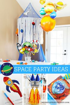 Space Party and Play