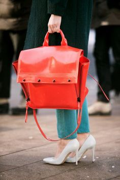 Bag stalking! 26 insane finds from the streets of New York. Photos by Mark Iantosca.