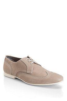 Matte Leather Lace-Up 'Ammio' Dress Shoe