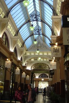 Melbourne Shopping Malll