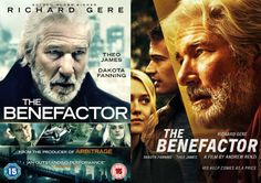 Pre-Order The Benefactor DVD/Blu-ray on Amazon (US & UK)