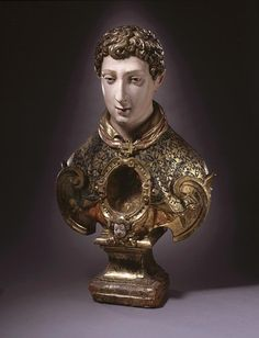 Reliquary Bust of St. Marinus the Martyr