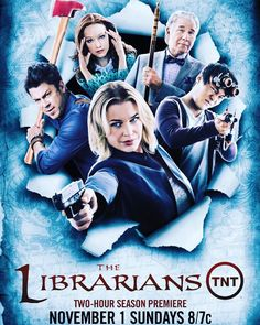 Get ready for more magic! #thelibrarianstnt