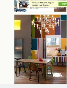 dit is een site over design er staan creatieve kamers erg kleurrijke ook.