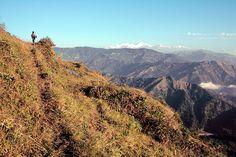 Scaling Mountain- Darjeeling, India