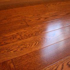 Oak Gunstock x Select Grade Hardwood Flooring Prefinished Hardwood, Oak Hardwood Flooring, Engineered Hardwood, Types Of Wood Flooring, Gray And White Kitchen, Style Lounge, Floor Design, Quilting Designs, Allotment