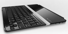 Get this!  iPad cover and keyboard in one from Logitech!  MUST HAVE!!!!!