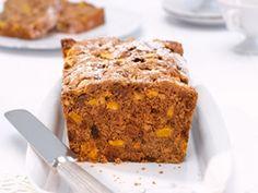 Appelbrood (Apfelbrot) van www.alnatura.de Suiker weglaten en meel vervangen door speltmeel.