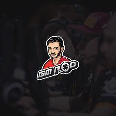 serbaneka creative GM ROD Gaming Logo