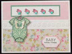 Hippymom Creations: Baby makes three